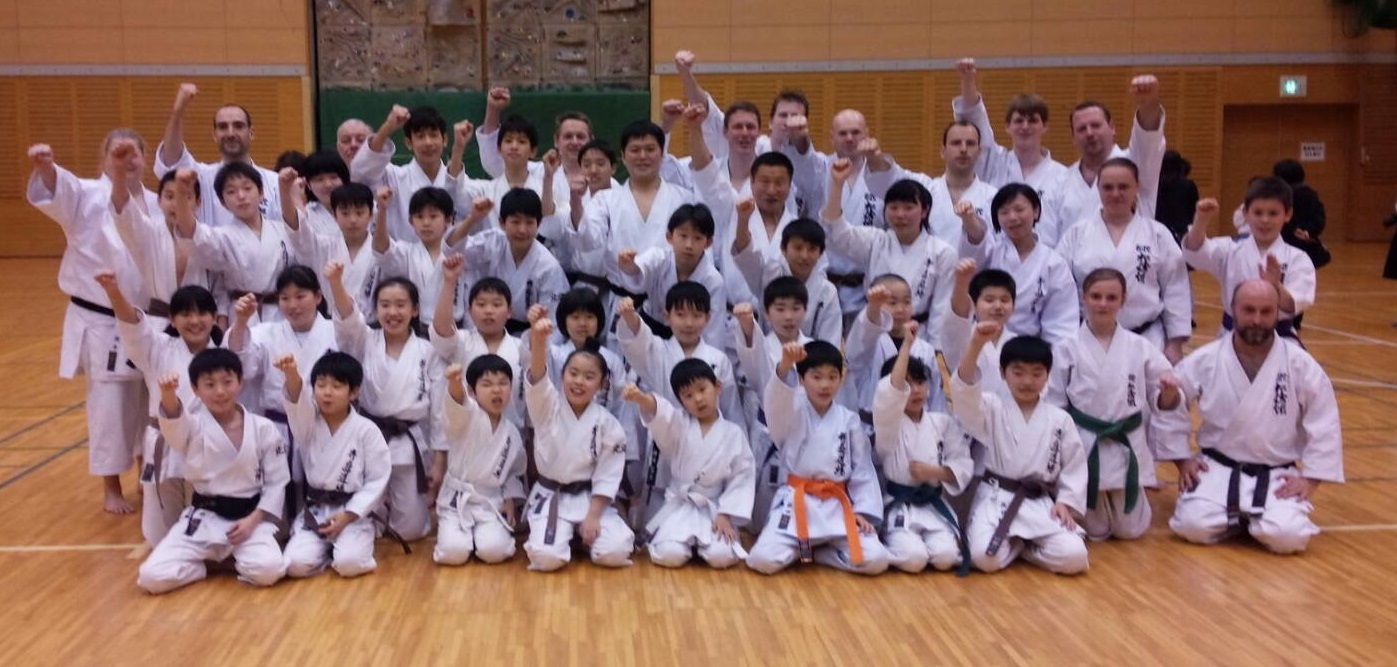 教室 札幌 コロナ 空手